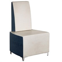 Medical & Beauty Empire Single Waiting Seat