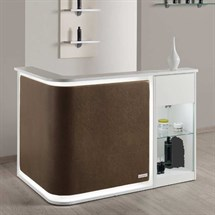 Salon Ambience Smart Reception Desk
