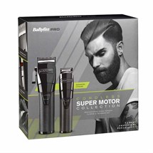 BaByliss PRO Cordless Super Motor Duo