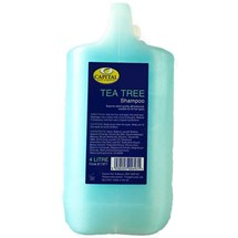 Capital Shampoo 4 Litre - Tea Tree