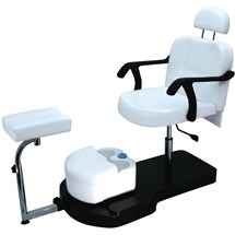 Therapy 2000 Bradley Foot Spa - Black
