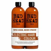 TIGI Bed Head Colour Goddess Shampoo/Conditioner 750ml Duo Tween