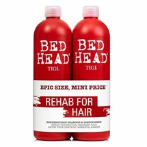 TIGI Bed Head Resurrection Shampoo/Conditioner 750ml Tween Duo