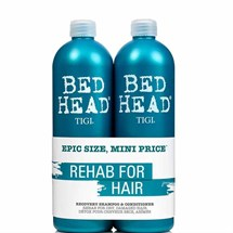 TIGI Bed Head Recovery Shampoo/Conditioner 750ml Tween Duo