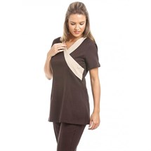 Gear Ohio Tunic Coco with Stone Trim - Size 10