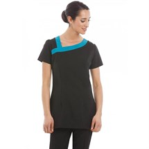 Gear California Tunic Black/Teal - Size 16