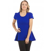 Gear Paris Tunic Cobalt Blue - Size 18