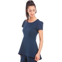 Gear Paris Tunic Midnight Navy Blue - Size 16