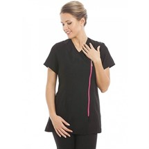 Gear Miami Tunic Black Pink Zip