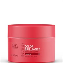 Wella Professionals INVIGO Color Brilliance Mask 150ml - Coarse Hair