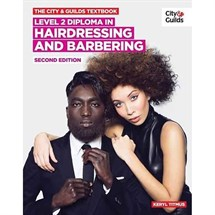 City & Guilds Book - Level 2 Diploma in Hairdressing and Barbering