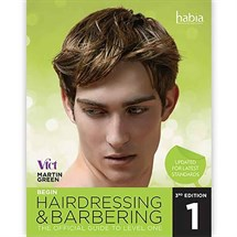 Begin Hairdressing and Barbering Book: The Official Guide to Level 1 - 3rd Edition