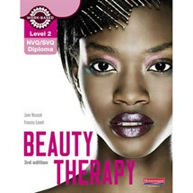 Level 2 NVQ/SVQ Diploma Beauty Therapy Candidate Handbook