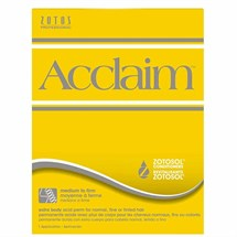 Acclaim Extra Body Perm Single