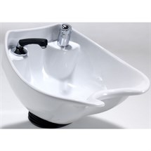 REM Sumo Porcelain Backwash Basin - White