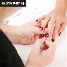 Salon System Gellux Nail Design Workshop