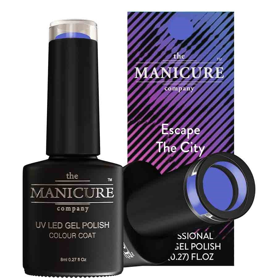 The Manicure Company UV LED Gel Nail Polish 8ml - The Open Road
