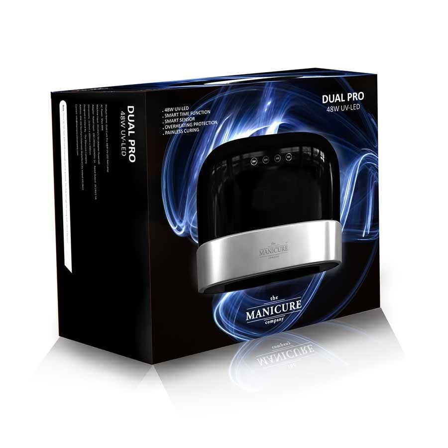 The Manicure Company Dual Pro 48W UV-LED Lamp