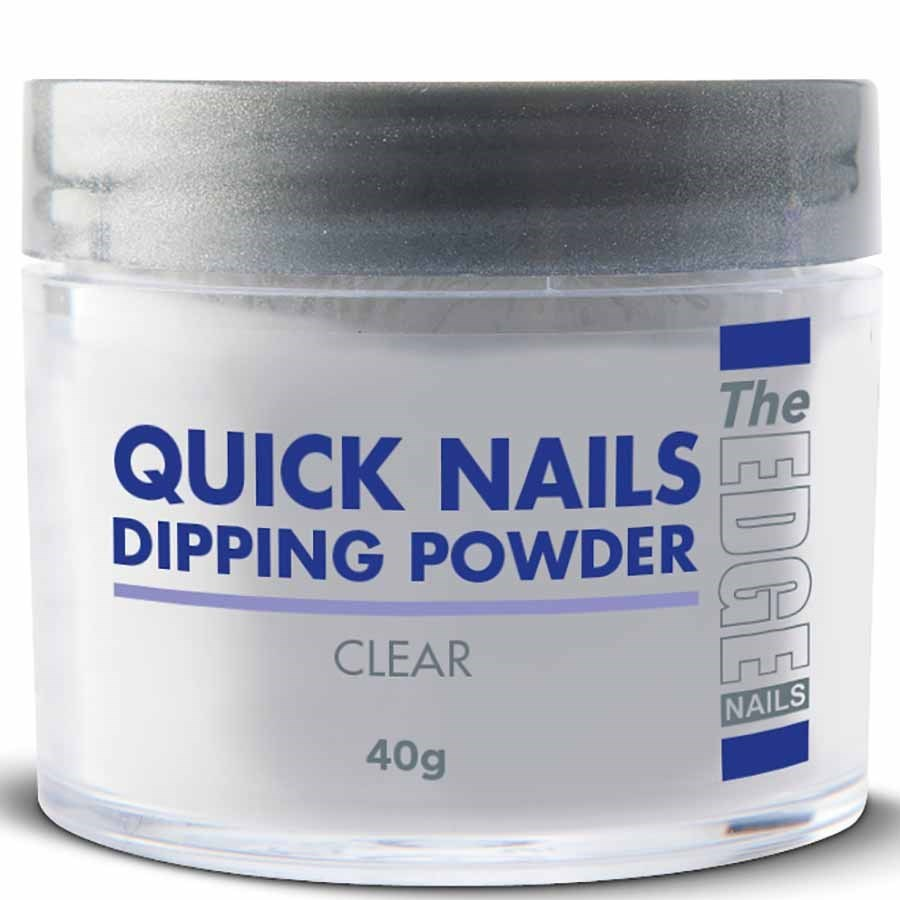 Nail Dip Powder Erfahrung: The Edge Quick Nails Dip Powder 40g