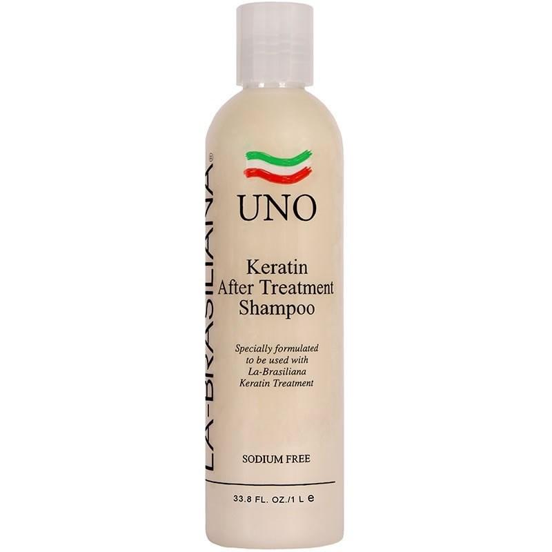 La Brasiliana Uno After Treatment Shampoo 1 Litre Shampoo