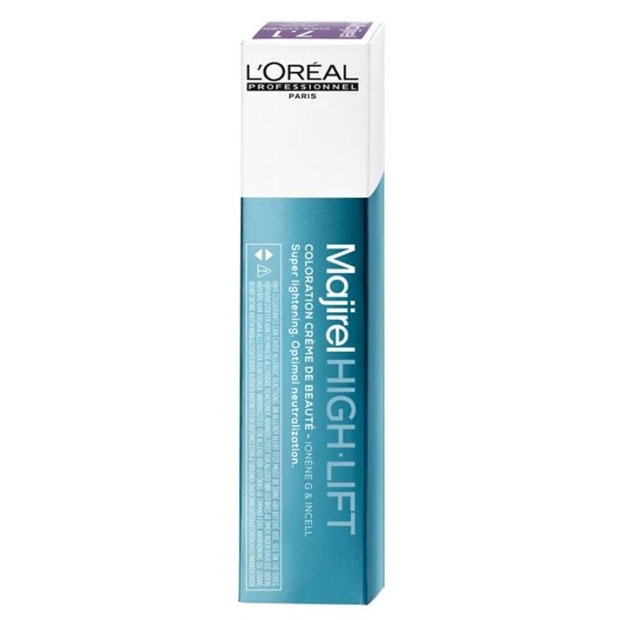 L 39 or al professionnel majirel high lift 50ml permanent colour capital hair beauty - Loreal salon colour chart ...