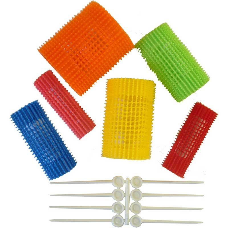 Hair Tools Stohr Rollers With Pins Pins Grips