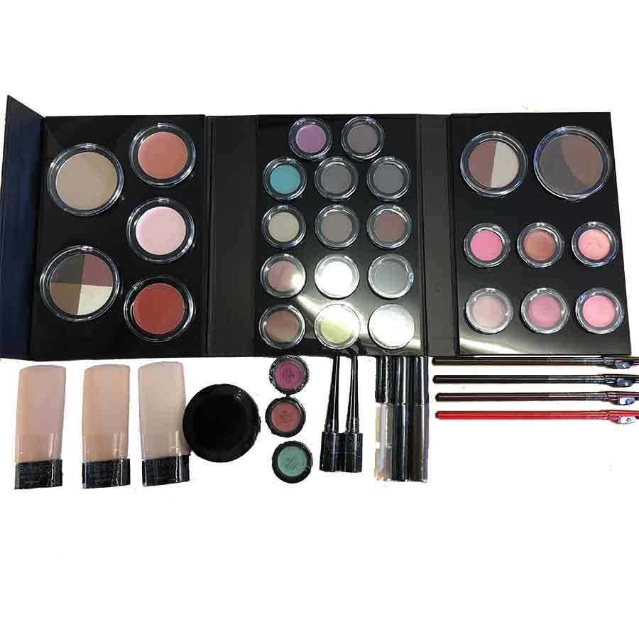 Make up beauty supplies capital hair beauty belleco make up kit nvjuhfo Choice Image