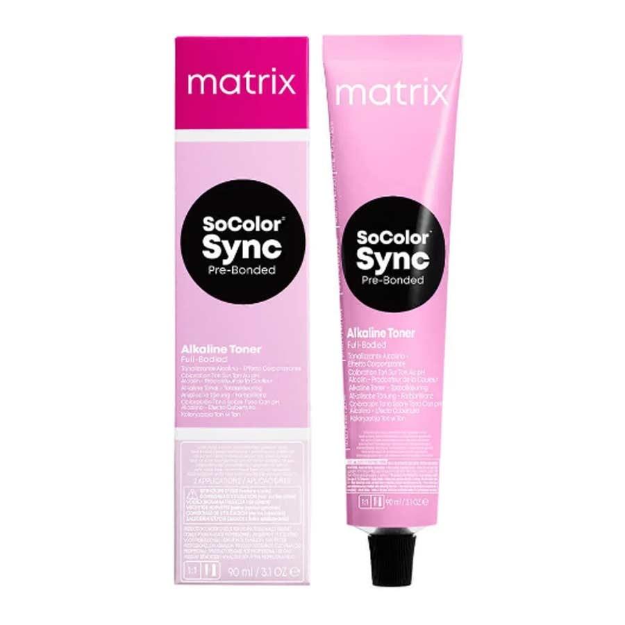 Permanent colour colour bleach capital hair beauty matrix new color sync 90ml nvjuhfo Choice Image