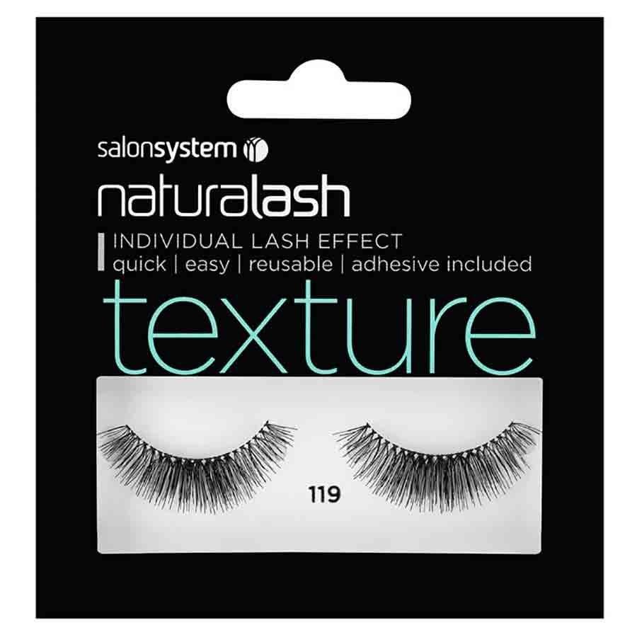 e942dc118f7 Salon System Naturalash Strip Lashes - 119 Black   Strip Lashes ...