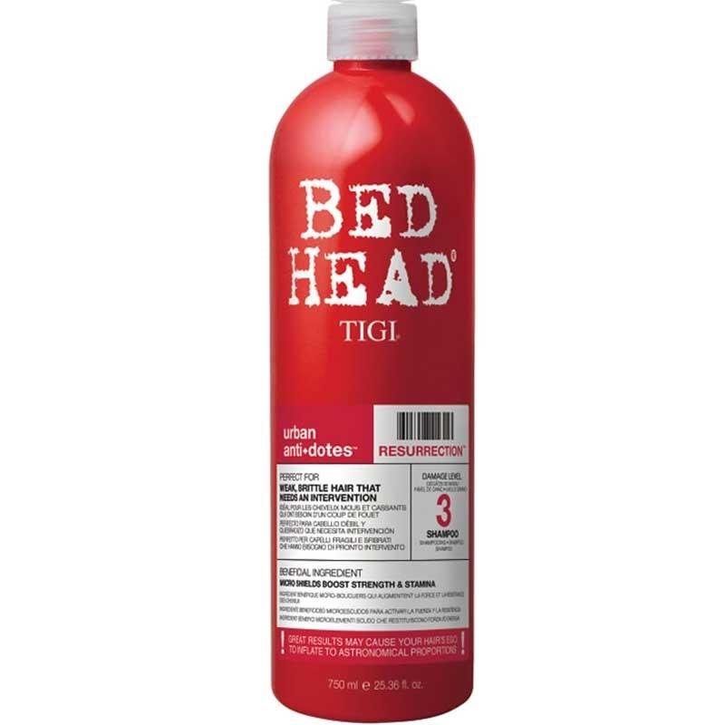 Bed Head Urban Antidotes Resurrection Reviews