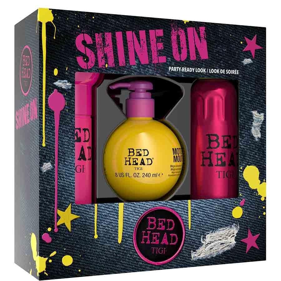 Tigi brands capital hair beauty tigi bed head shine on gift pack nvjuhfo Choice Image
