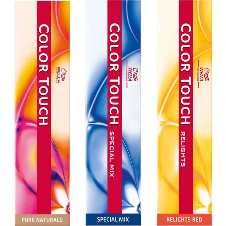 Wella colour touch 60ml semi permanent colour capital hair wella colour touch 60ml nvjuhfo Choice Image